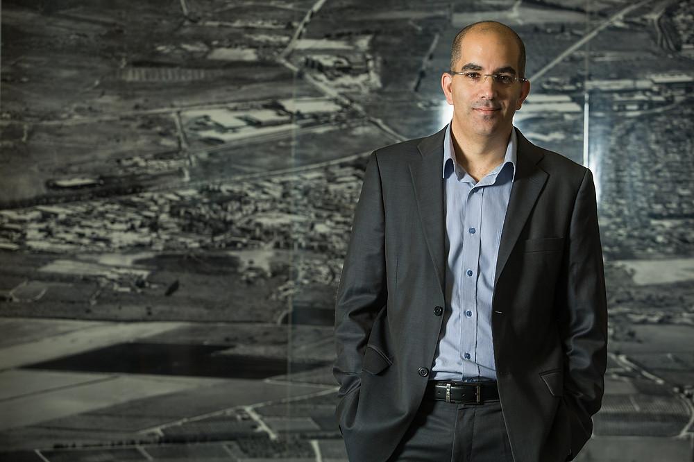 Adi Dar, CEO of Cyberbit