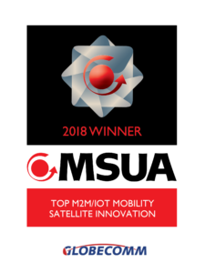 Globecomm wins MSUA top IoT/M2M Mobility Satcom Innovation Award
