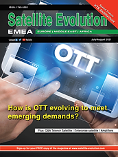 Satellite Evolution EMEA July/August 2021