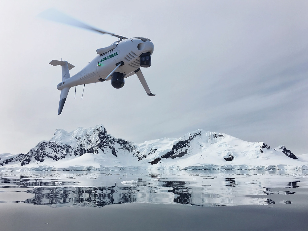 Schiebel wins Norway's tender for unmanned ir system deployment in Arctic