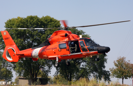 US Coast Guard helicopters to see boost in rescue capabilities with avionics upgrade from Rockwell C