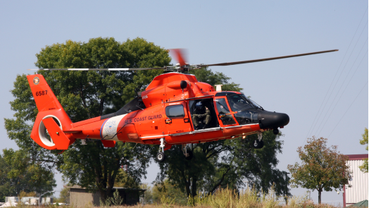 US Coast Guard helicopters to see boost in rescue capabilities with avionics upgrade from Rockwell Collins