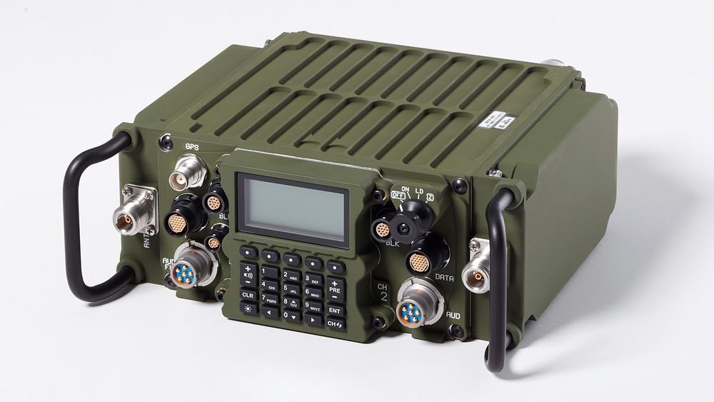 Rockwell Collins' Manpack radio passes critical MUOS testing