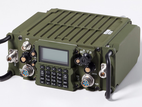 Rockwell Collins' Manpack radio passes critical MUOS testing