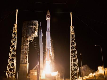 Lockheed Martin-built SBIRS satellite successfully transmitting images