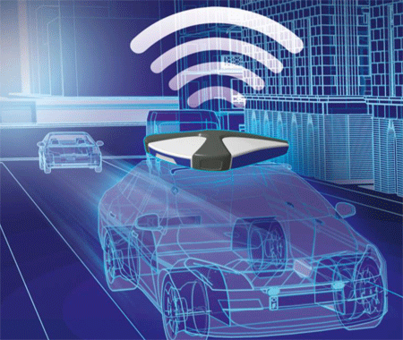 A new connected solution for security force vehicles