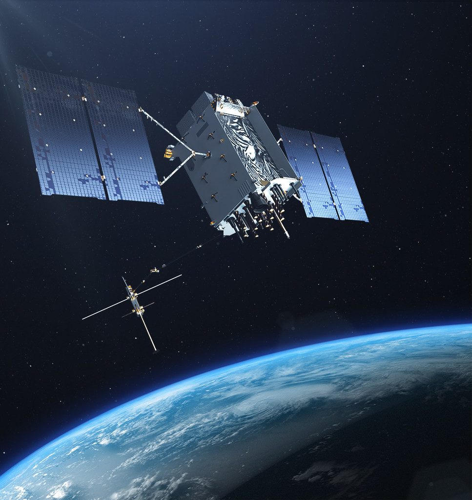 First Lockheed Martin-built next generation GPS III satellite responding to commands