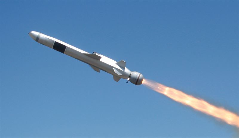 Naval strike missile for Norway and Germany