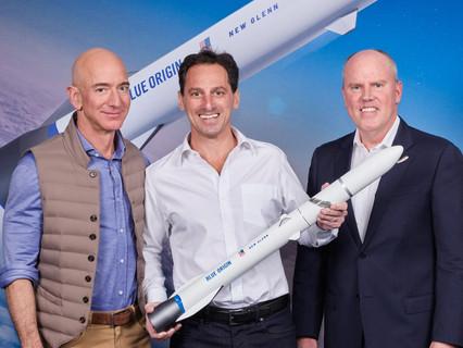 Blue Origin's powerful New Glenn Rocket to launch Telesat's advanced global LEO satellite constellat