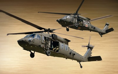 Sikorsky signs five-year production contract to build Black Hawk helicopters for US Army