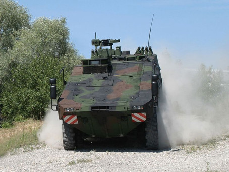 MIV BOXER manufacture drives UK jobs and prosperity