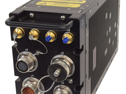 Hughes specialized satellite modems power beyond-line-of-sight communications for remotely piloted a