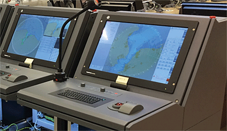 Raytheon Anschütz advances with the Type 26 Global Combat Ship Integrated Navigation and Bridge System