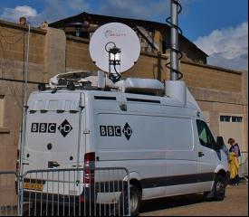 Newtec Dialog to power BBC News