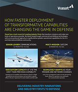 How faster deployment of transformative capabilities are changing the game in defense