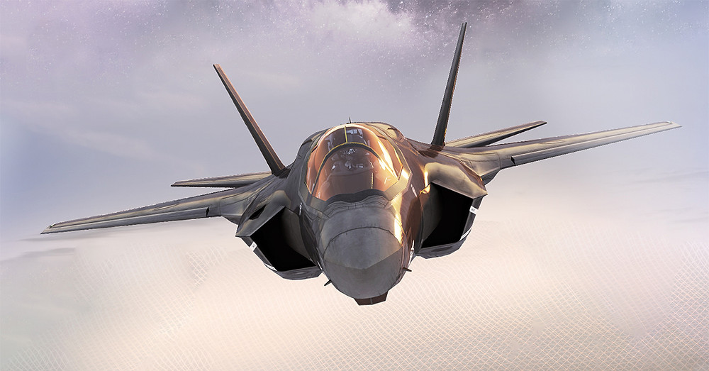 BAE Systems updates F-35 electronic warfare systems