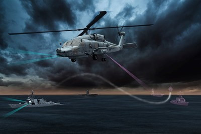 Lockheed Martin's Helicopter-based missile detection system passes US Navy review milestone