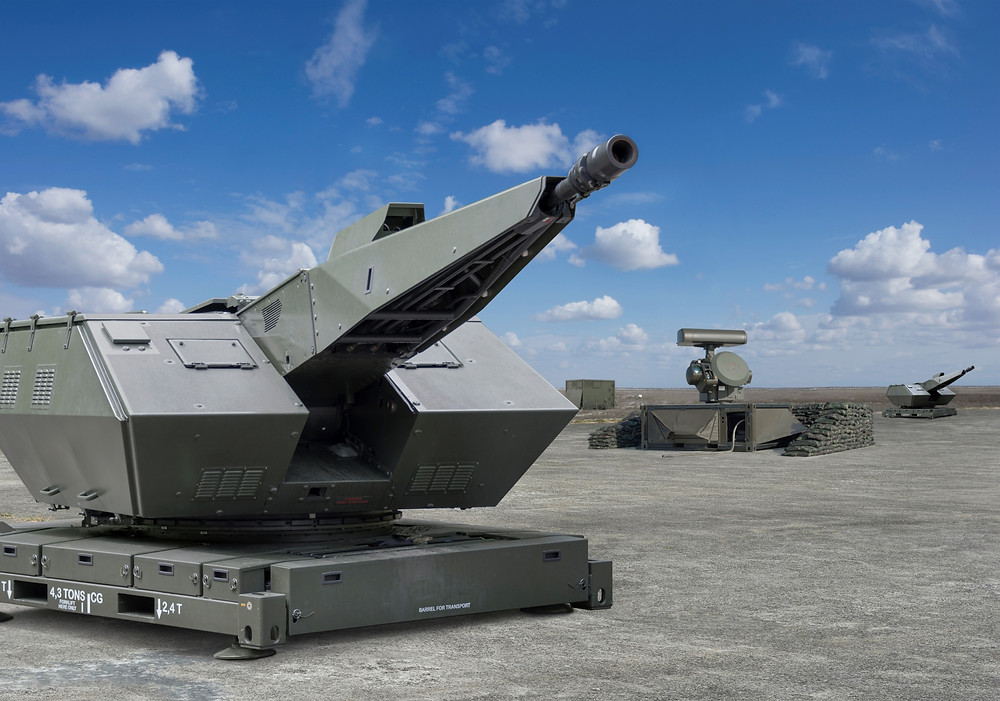 Rheinmetall to supply Asian customer with Skyshield air defence systems – order worth over €100 million