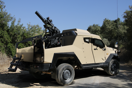 Elbit Systems presents SPEAR MK2