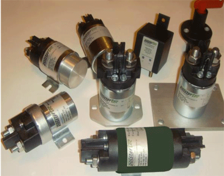 High-performance relays from PolsterTec