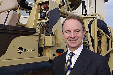 Maj Gen (Retd) Robert Talbot Rice appointed non-Executive Director of SC Group