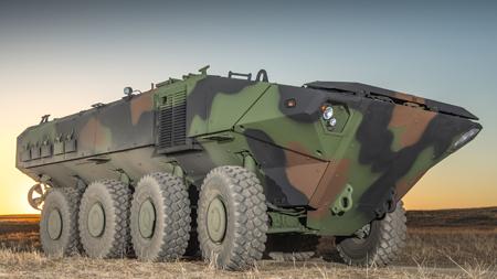 Amphibious Combat Vehicle 1.1