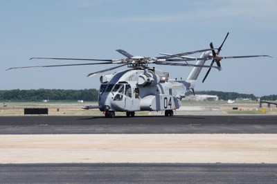 CH-53K King Stallion flight testing begins transition to Patuxent River Naval Air Station