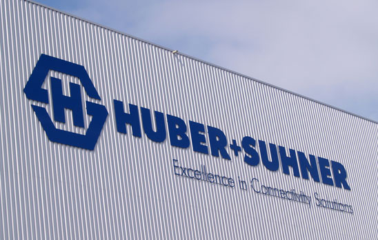 HUBER+SUHNER unveil state-of-the-art RF over fiber portfolio