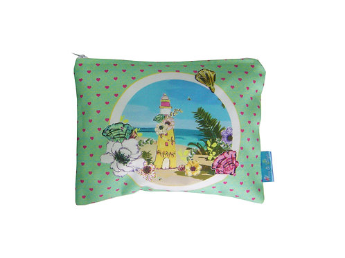 LIGHTHOUSE MAKE UP BAG