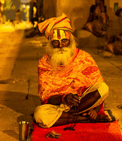 STREET BEGGAR, JAIPUR, INDIA