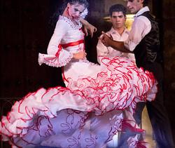 FLAMENCO DANCERS, HAVANA