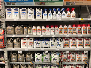 Roundup Withdrawn for Residential Uses in 2023