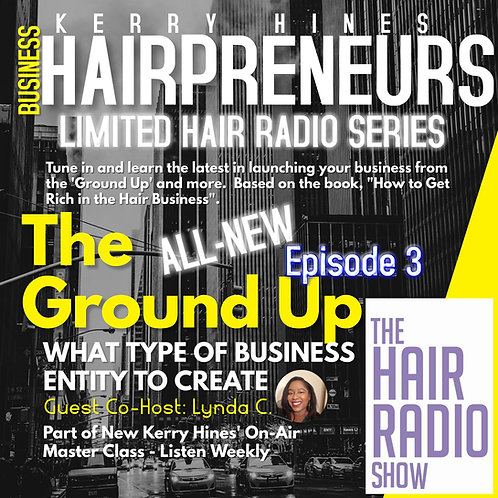 'Hairpreneur: Episode 3'