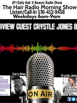 Interview Guest Crystle Jones Bond