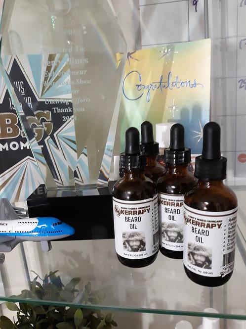 Kerrapy Beard Oil 2oz Bottle