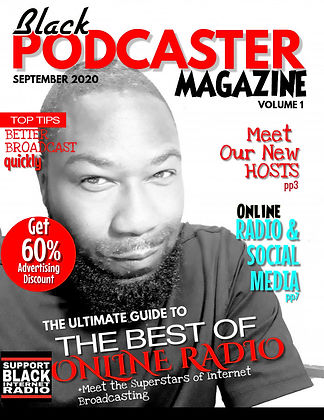 Black Podcaster Magazine Cover.jpg