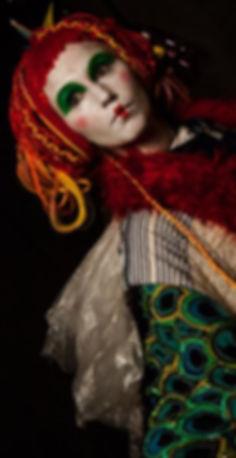 Kimonoshima Danse art porté Anaïta Pourchot