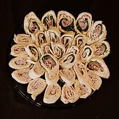 Pinwheel Wrap Bites