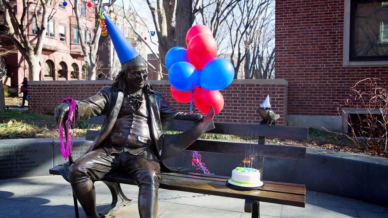 Happy Birthday Ben Franklin