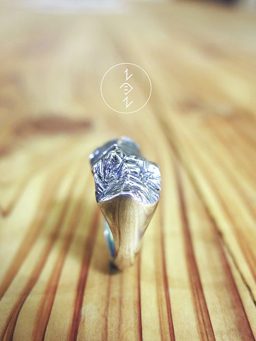 玉山戒指 / Jade Mountain Ring