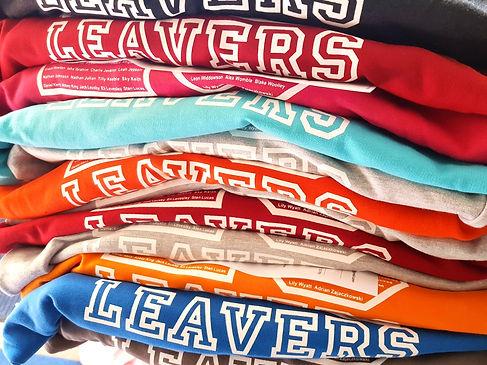 Leavers Hoodies Online Ordering