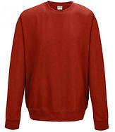 leavers sweatshirt fire red.jpg