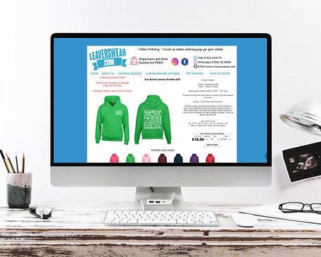 Leavers Hoodies 2021 Order Online