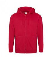 leavers zipped hoodie red hot chilli.jpg