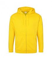 leavers zipped hoodie sun yellow.jpg