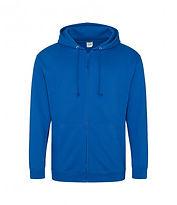 leavers zipped hoodie royal blue.jpg
