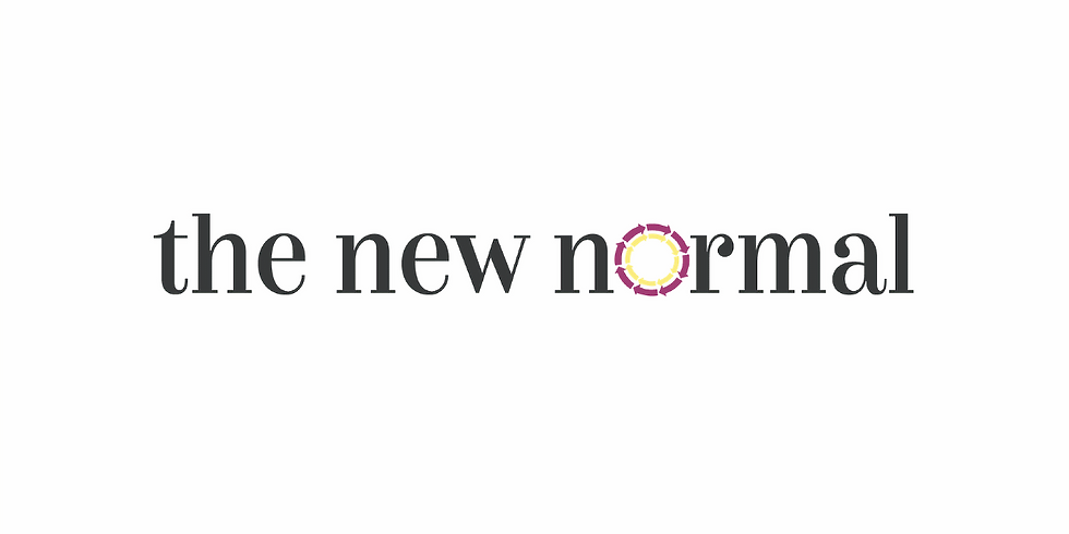 New Normal Formula Webinar Sept 15