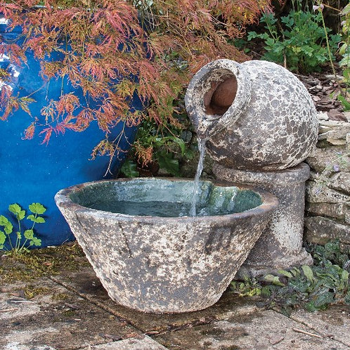 Ancient Bowl Water Feature