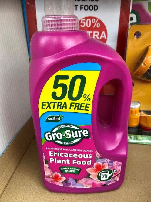 Gro-sure Ericaceous liquid feed