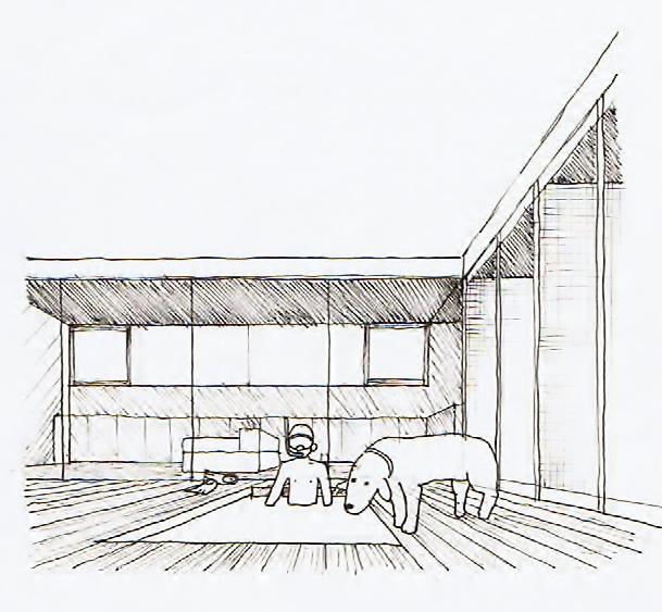 犬と暮らす家-プール0104